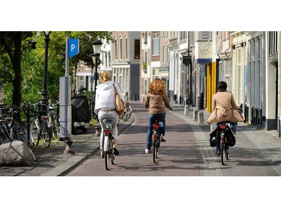 Steden leren kennen op de fiets