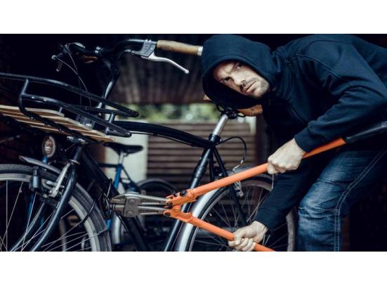 In Nederland gestolen fietsen gaan massaal de grens over