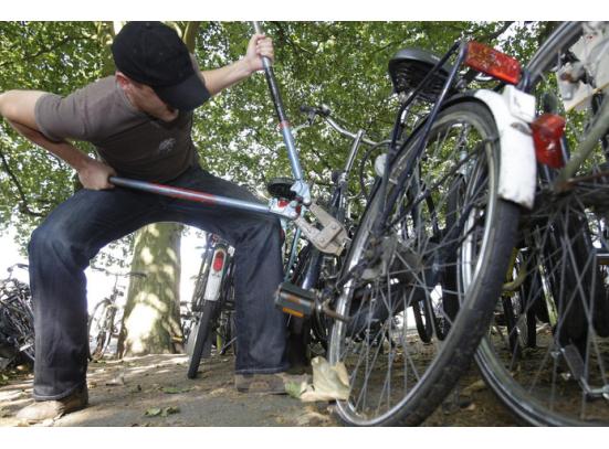 Fietsdiefstal voor negen procent reden om niet te fietsen