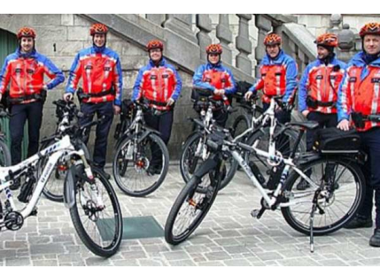 Gentse politie krijgt fietsen met zwaalicht en sirene