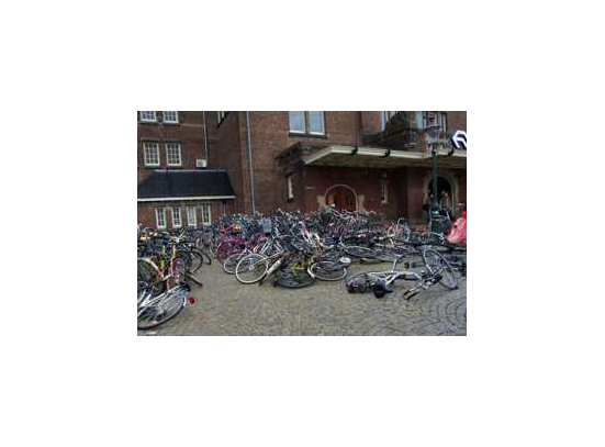 Te weinig fietsparkeerplekken op stations