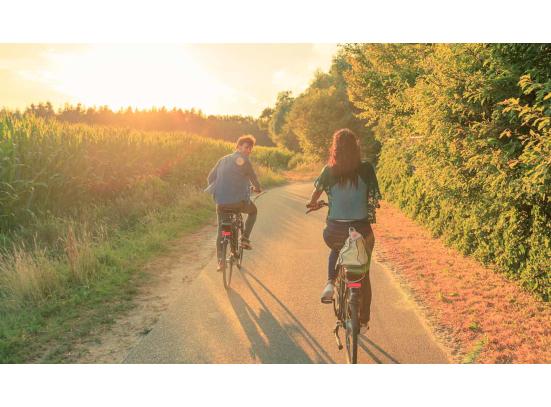 Dit weekend fietsen? Een mooie landgoederenroute (40 km)