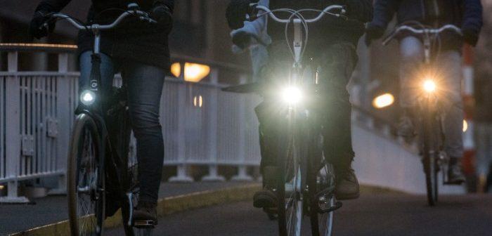 De regels voor fietsverlichting