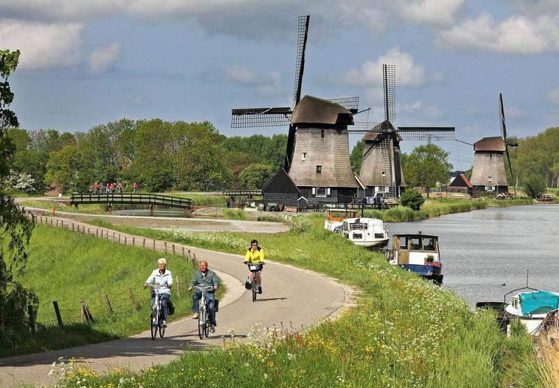 Nederlands fietspareltje: rondje Noord-Nederland