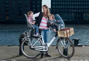 De beste tips wanneer u met kinderen fietst