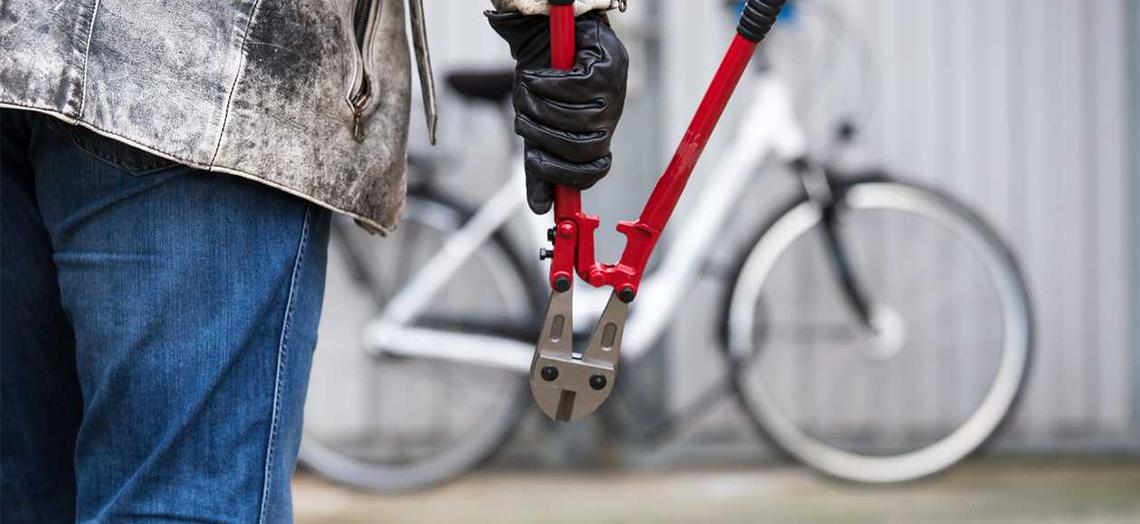 'Diefstalexplosie' van elektrische fietsen