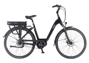 Icycle Gen 6.0 Riemaandrijving Middenmotor