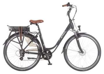 Icycle Nuage LTD Dames Zwart