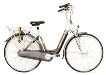 Van Limpurg Espacio Premium Voorwielmotor