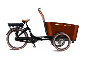 Vogue Carry 3 Bakfiets Model 2020