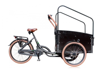 Vogue  bakfiets Supreme Model 2020