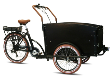 Vogue bakfiets Troy Model 2020