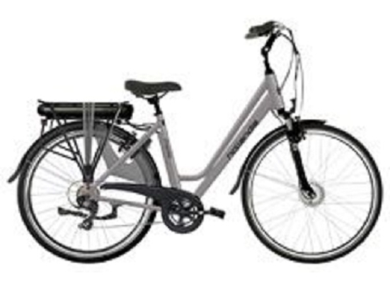HOLLANDIA FRONTA DER6 E-BIKE D49 GREY