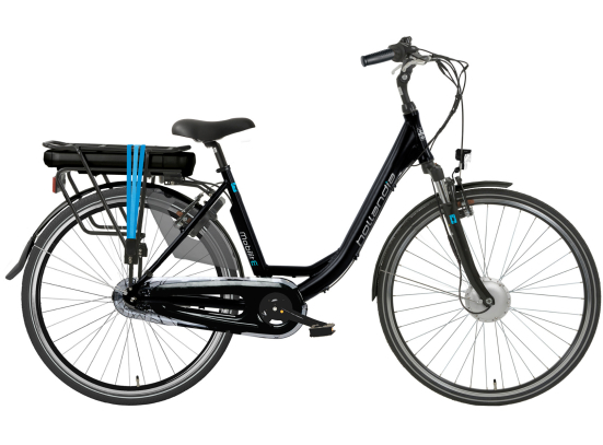 HOLLANDIA MOBILIT-E N7 E-BIKE BLACK BLUE