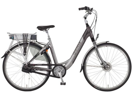 Icycle Monoshock Nuvinci