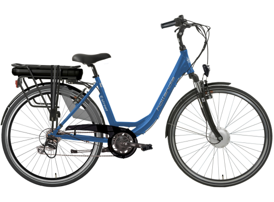 HOLLANDIA E-STREET E-BIKE D6 D49 BLUE