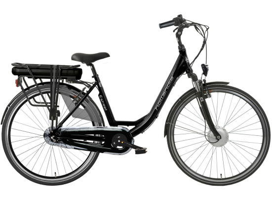 HOLLANDIA E-STREET E-BIKE N3 D49 BLACK