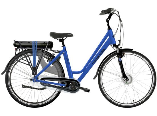 HOLLANDIA FRONTA N7 E-BIKE BLUE D49