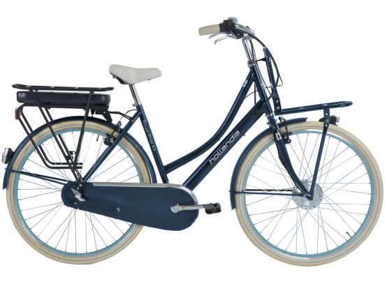 HOLLANDIA ROYAL RIDE E3 E-BIKE D53 DARK BLUE