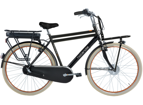 HOLLANDIA ROYAL RIDE E3 E-BIKE H56 BLACK