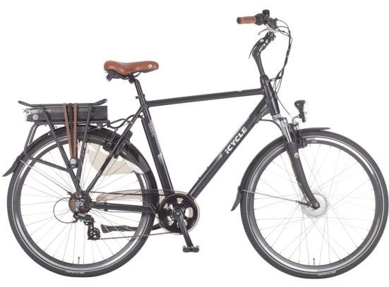 Icycle Nuage LTD Heren Zwart